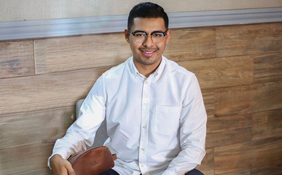 Antonio Soto inició en 2018 con su proyecto ZAID. Foto: Aarón Solís