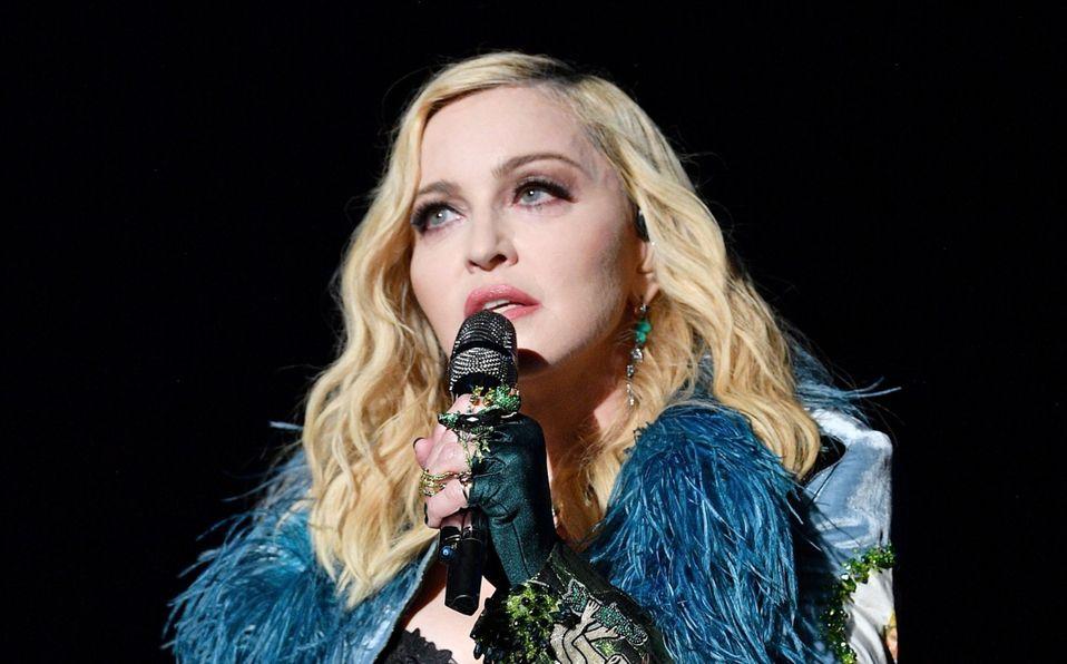 Madonna se muestra en lencería en un momento de autorreflexión (Foto: Getty Images)
