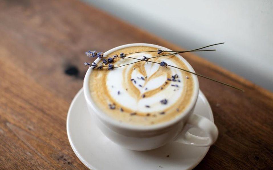 Receta: Latte de Lavanda para calmar los nervios (Foto: Instagram)