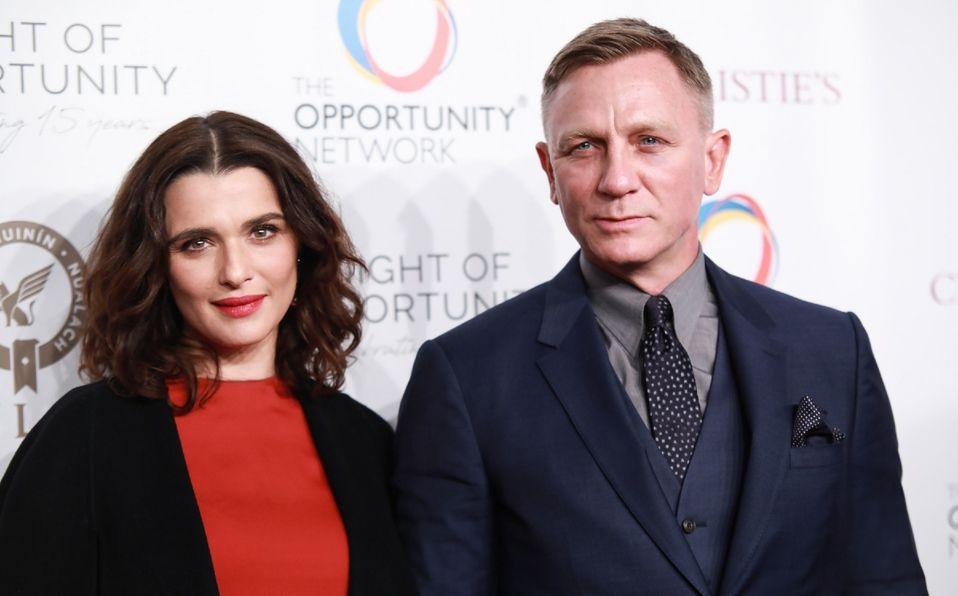 Daniel Craig y Rachel Weisz, historia de amor (Foto: Getty Images)