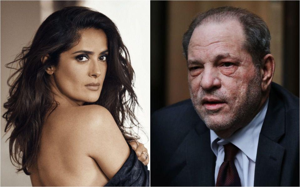 Salma Hayek y el acoso que vivió por Harvey Weinstein durante Frida (Foto: Getty Images)