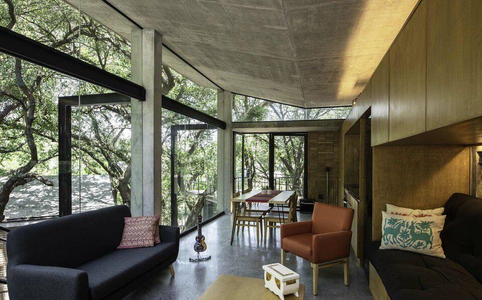 Casa del Bosque, Imagen: Cortesía The Raws