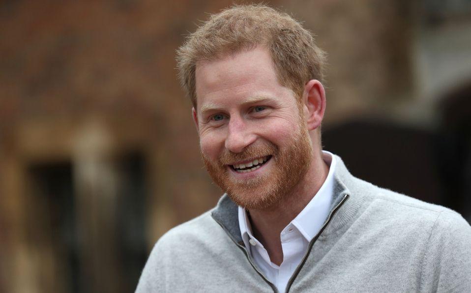 Príncipe Harry pierde su título en la exhibición de Lady Di (Foto: Getty Images)
