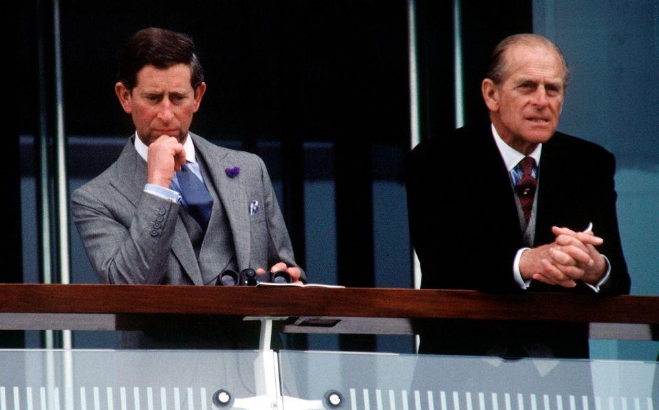 Así fue la complicada relación entre el Príncipe Carlos y Felipe (Foto: Getty Images)