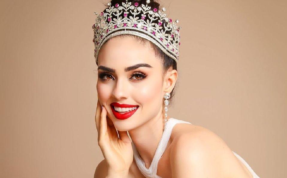 Débora Hallal, la nueva representante de México en Miss Universo 2021. (Foto: Instagram).
