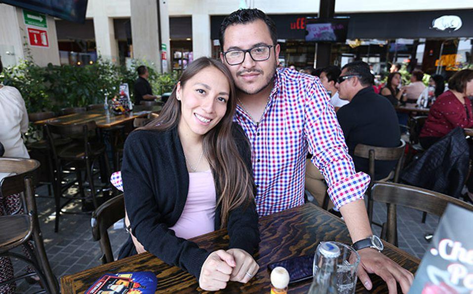 (principal) JANET MUÑOZ Y MICHEL GUEVARA