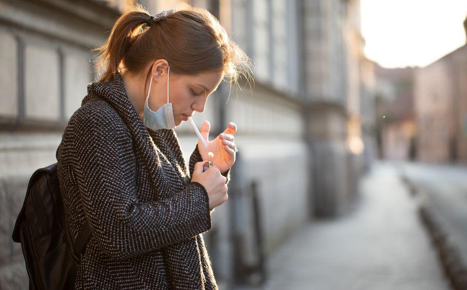 Covid-19: Fumar aumenta tu riesgo de contraer coronavirus (Foto: Getty)
