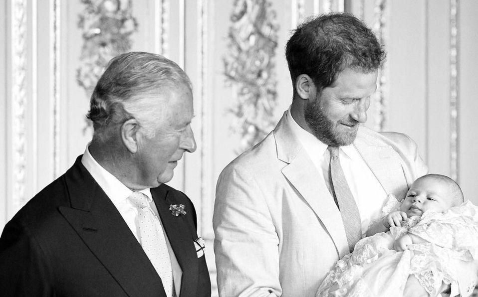 Príncipe Carlos no permitirá que Archie sea un príncipe cuando sea Rey (Foto: Instagram)