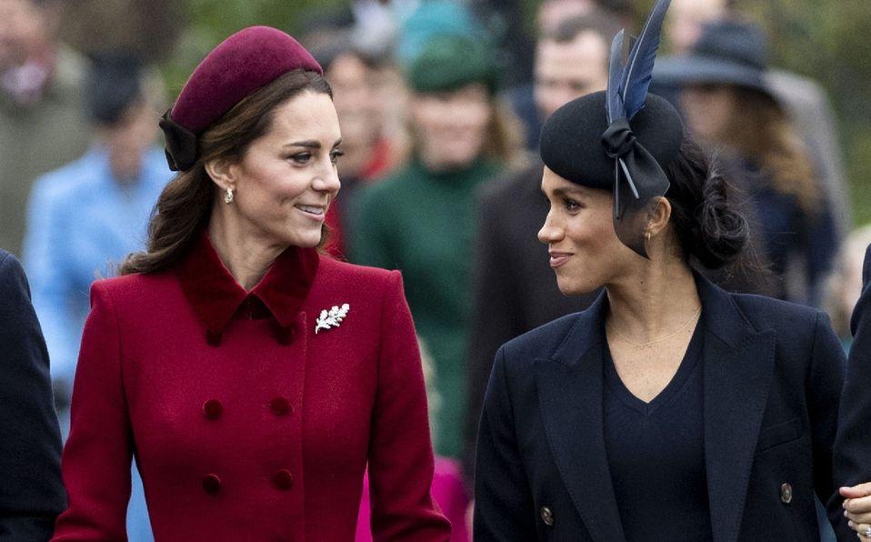 Kate Middleton y su reacción tras las revelaciones de Meghan Markle (Foto: Getty Images)