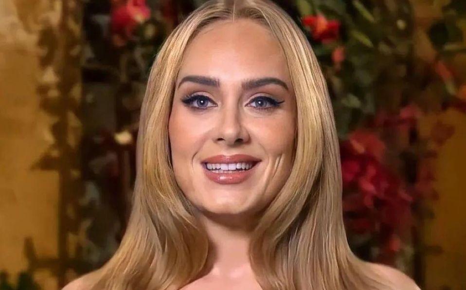 Adele comparte fotos inéditas por cumplir 33 años (Foto: Instagram)