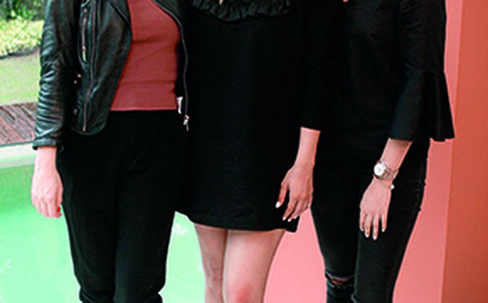 Paulina Matos y Andrea Morellón