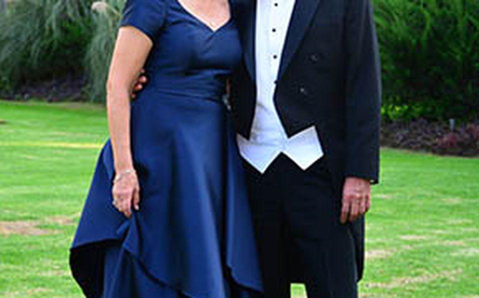 Fernanda Herrera y Omar Castillo