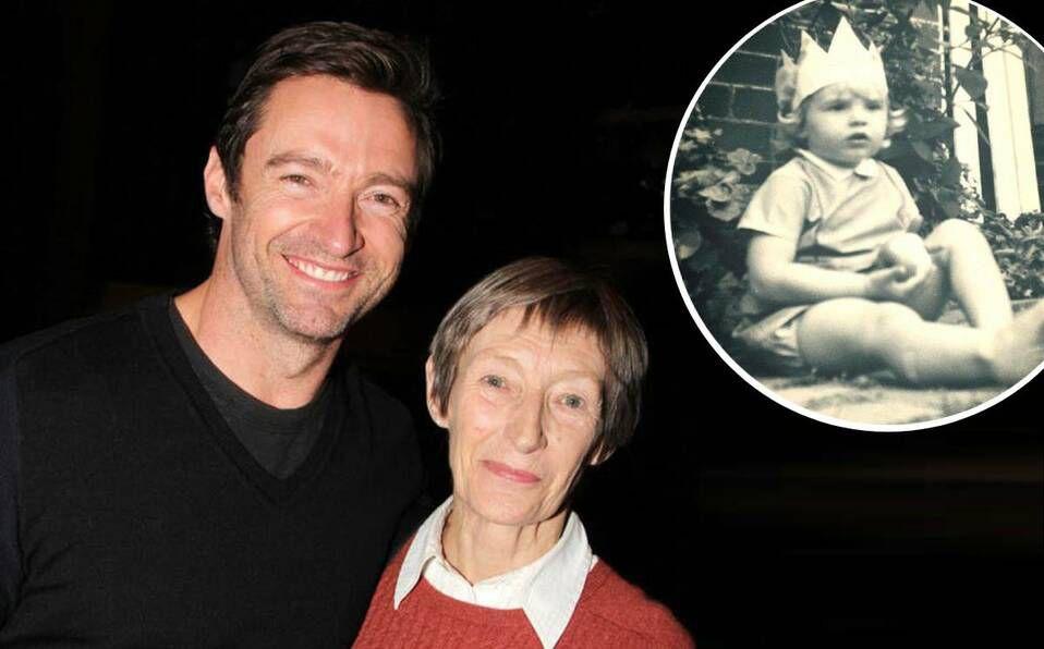 Hugh Jackman abraza a la madre que lo abandonó de niño en Australia (Foto: Instagram)