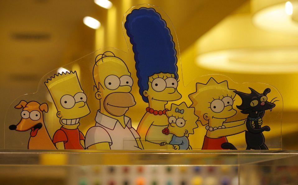 Casa real de los Simpson en Nevada. (Imagen: Shutterstock).