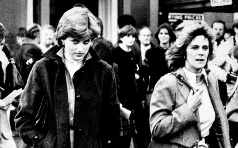 Princesa Diana y cómo enfrentó a Camilla Parker-Bowles (Foto: Getty Images)