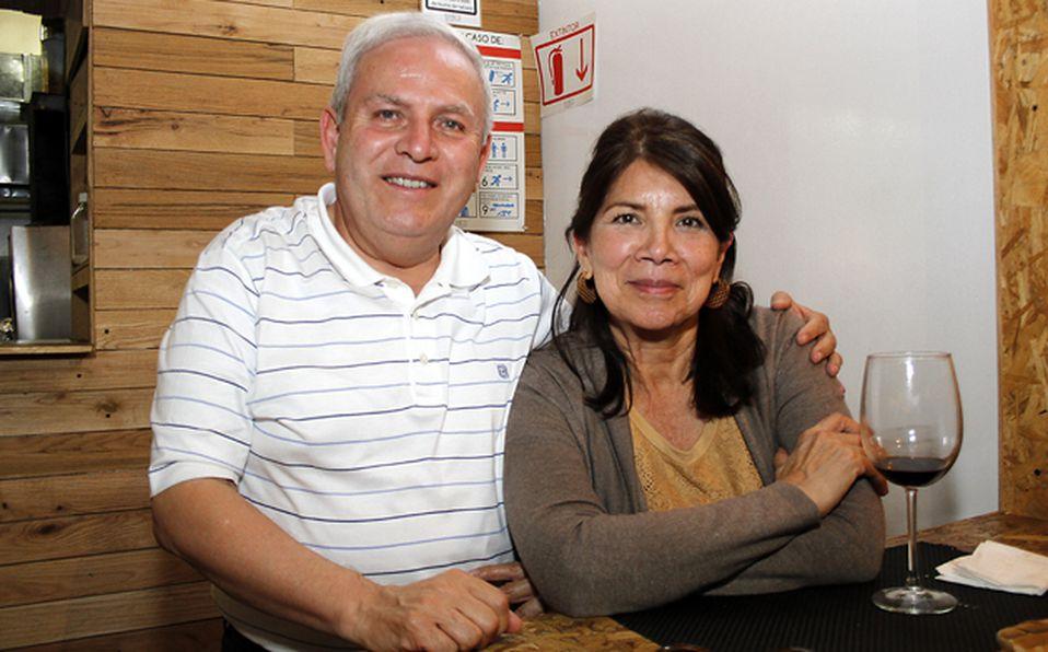 Riccardo Tavella y Marben Armenta