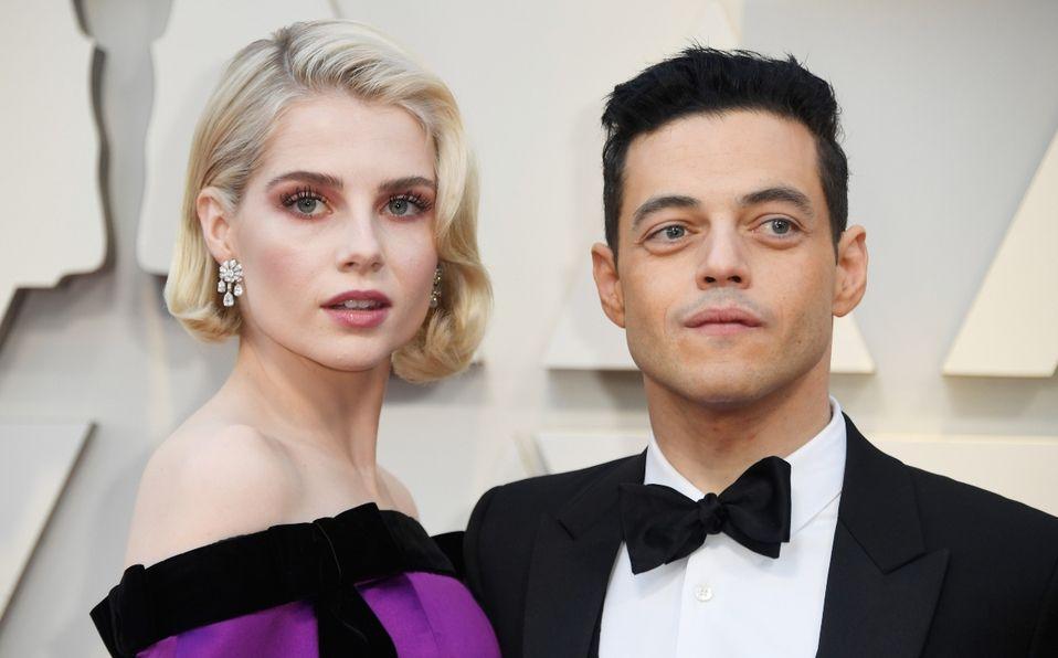 Rami Malek y Lucy Boynton: Cómo se conocieron (Foto: Getty Images)