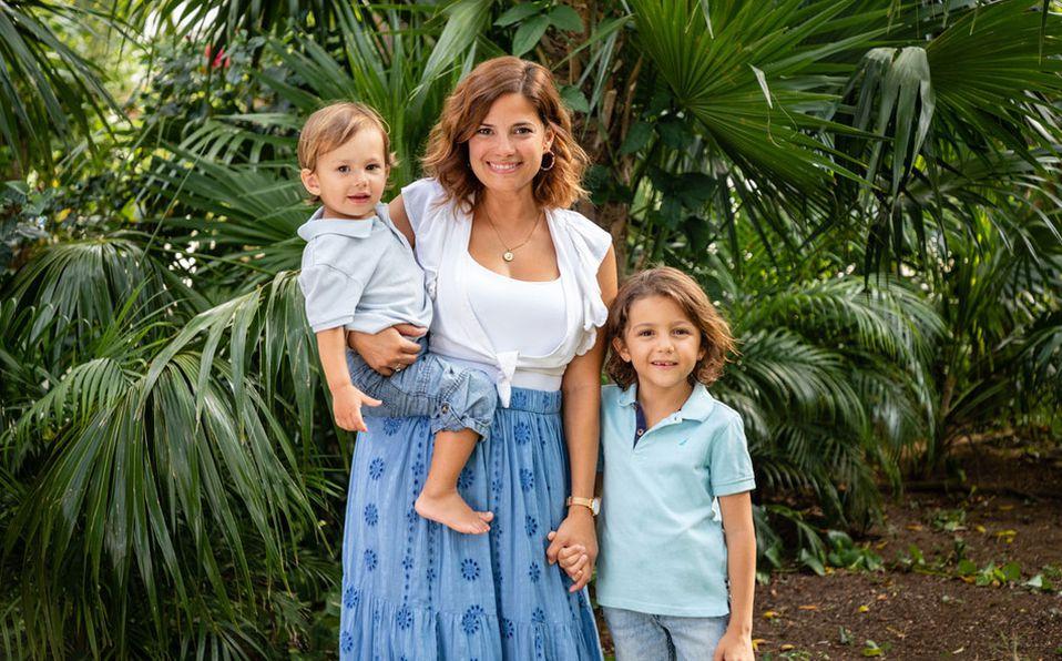 Jessica Arrambide es creadora de contenidos sobre maternidad real (Foto: Cortesía)