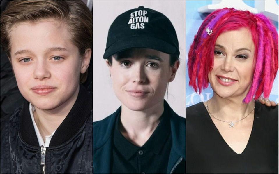 Elliott Page y más celebridades transgénero que están cambiando la televisión (Foto: Instagram)