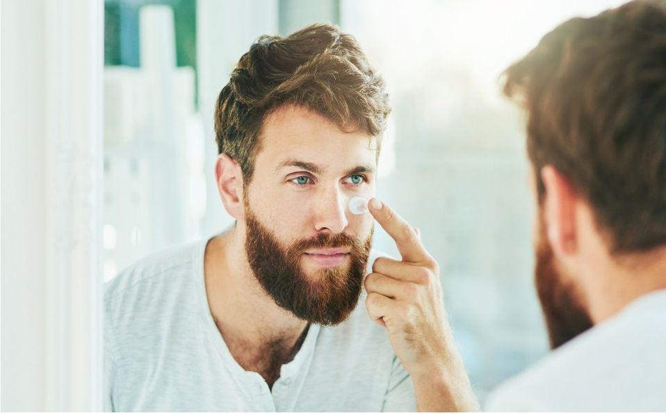 La piel masculina también debe ser cuidada (Foto: Getty Images).