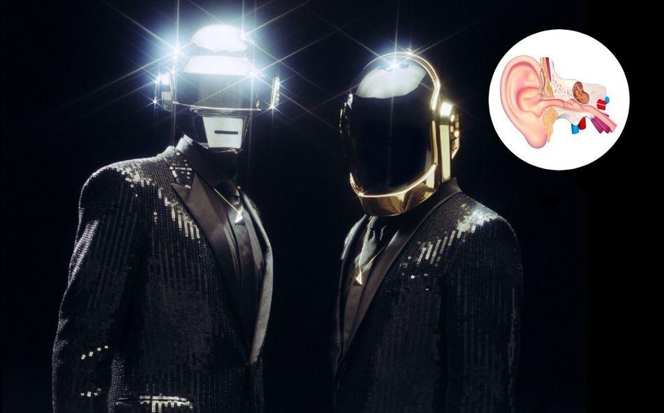 Tinnitus, el problema auditivo de Daft Punk y tus músicos favoritos (Foto: Instagram)