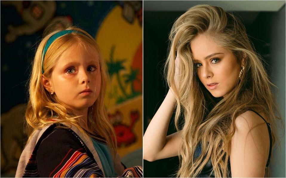 Loreto Peralta: El antes y después de la fama (Foto: Instagram)