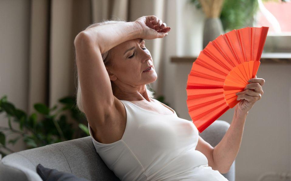 Los bochornos son el síntoma más común que presentan las mujeres (Foto: Getty Images).