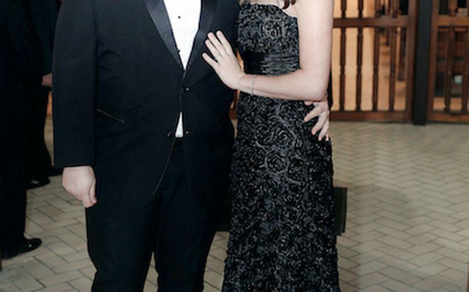 Ramón Treviño y Bárbara Husemann