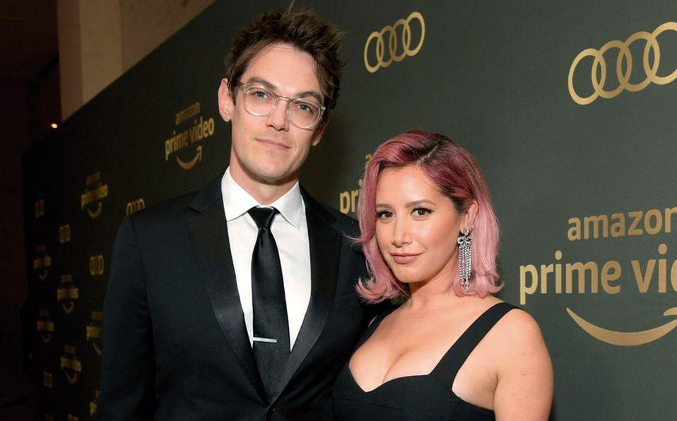 Ashley Tisdale y Christopher French revelan el nombre de su primera hija