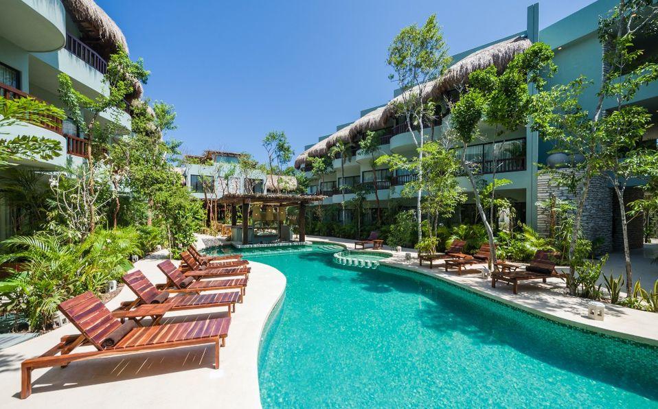 Kimpton Aluna cuenta con piscina y spa (FOTOS: Cortesía).