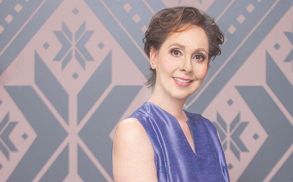 Ana Fernanda Flores, venció al cáncer de mama