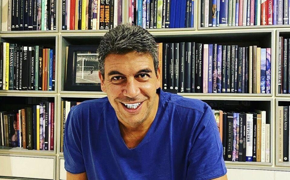 Arturo Elías Ayub es presidente de Fundación Telmex (Foto: Instagram).