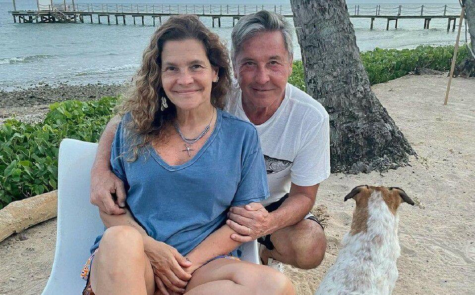 Ricardo Montaner comparte sexy foto de esposa: Mau y Ricky reaccionan. (Foto: Instagram).