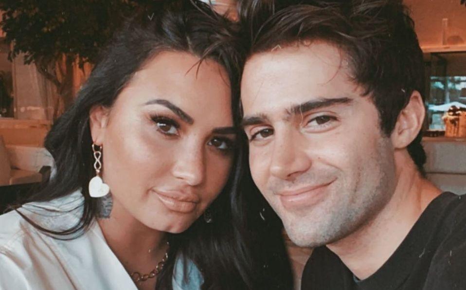 Demi Lovato y Max Ehrich: ¿Por qué terminaron su compromiso? (Foto: Instagram)