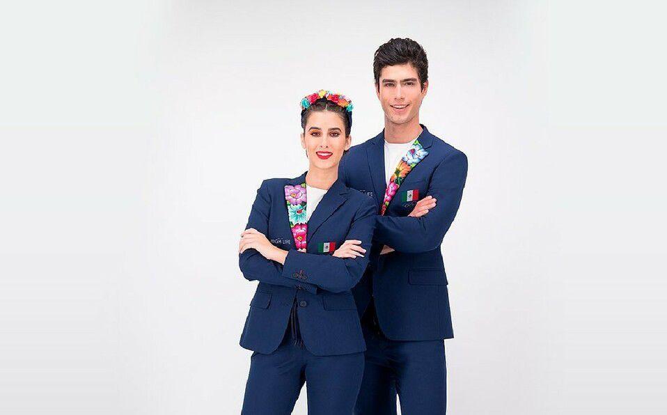 Juegos Olímpicos: Los uniformes que los atletas mexicanos utilizarán en Tokio 2021. (Foto: Instagram).