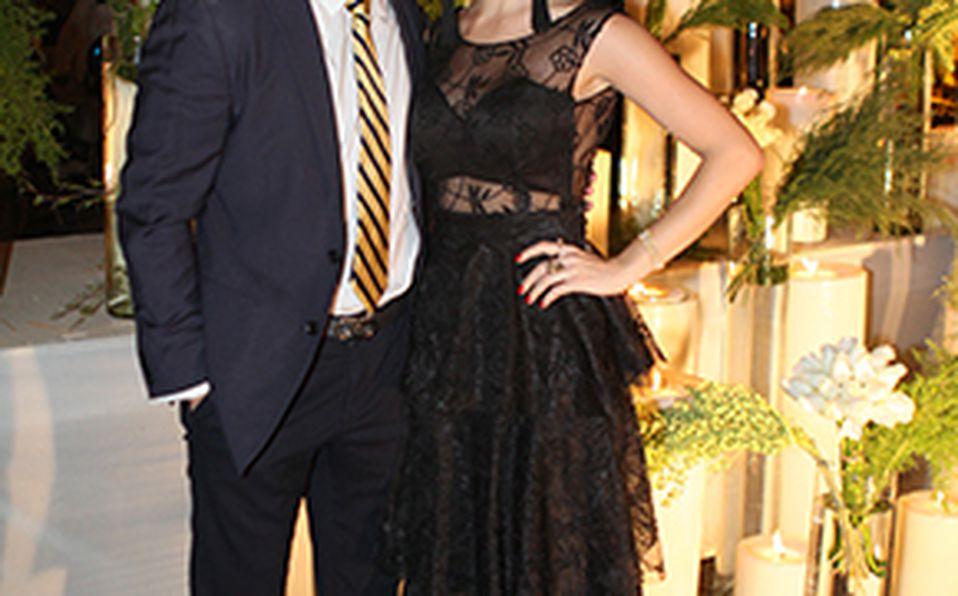 Pepe Álvarez y Sofi Hoyos