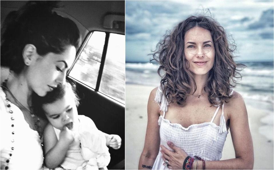 Bárbara Mori es abuela, y ella es Mila, su nieta (Foto: Instagram)