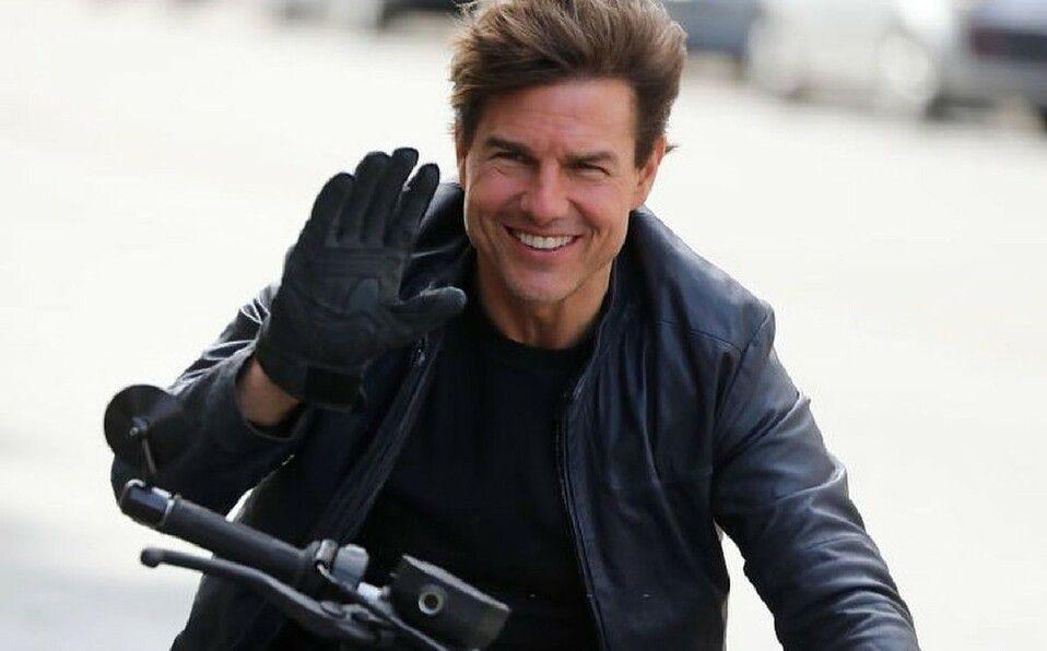 Tom Cruise. Roban el equipaje del actor durante el rodaje de Misión Imposible. (Foto: Instagram).