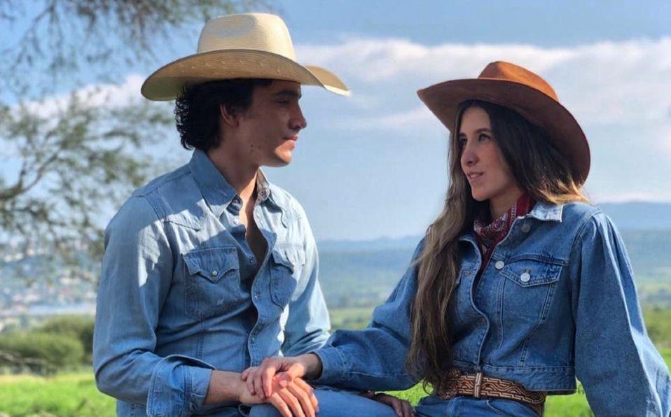 Alejandro Fernández Jr y Alexia Hernández: Su historia de amor (Foto: Instagram)