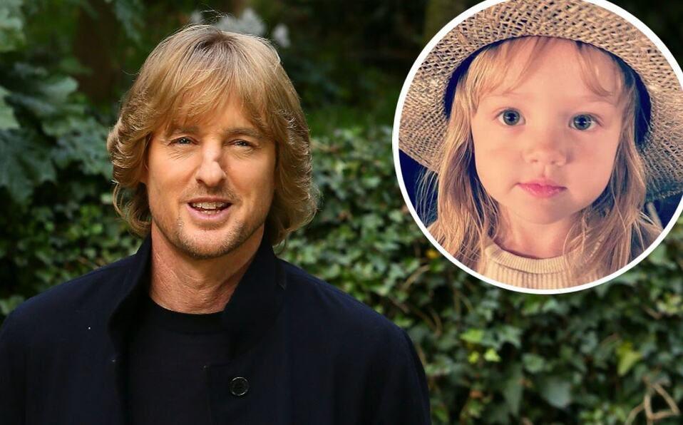 Owen Wilson: Ella es Lyla, su hija abandonada (Foto: Getty Images)