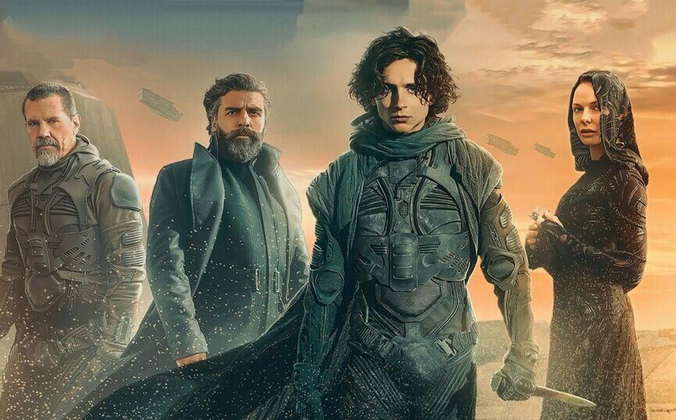 Dune, una de las películas más esperadas del 2021 es protagonizada por Timothée Chalamet.