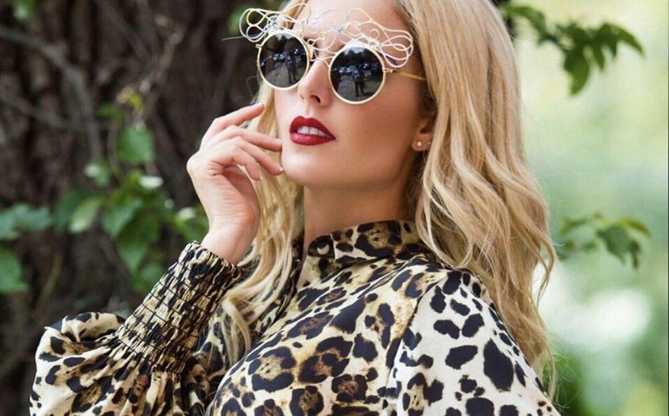 La modelo Tania Ruiz comenzó su relación con Enrique Peña Nieto en 2019 (Foto: Instagram.)