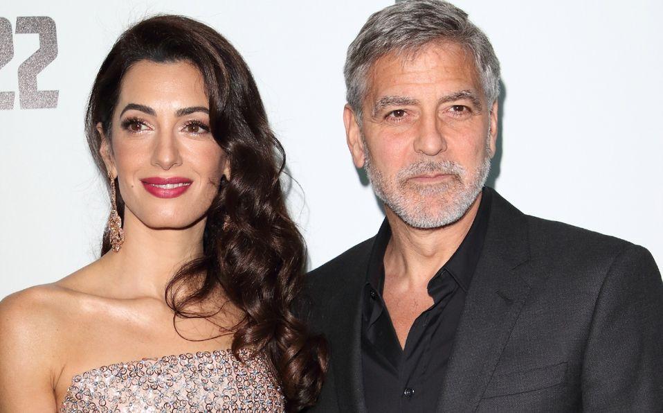 Amal Clooney: Quién es la esposa abogada de George Clooney (Foto: Getty Images)