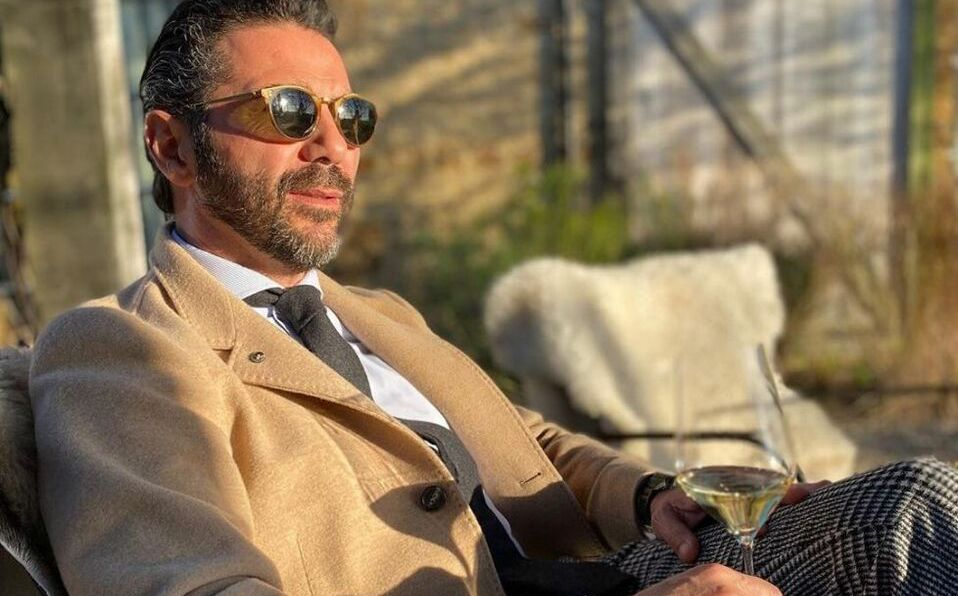 Las fotos nunca antes vistas de Pepe Bastón como papá/Foto: Instagram @evalongoria