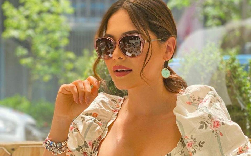 Andrea Meza y el mini vestido perfecto para el verano (Foto: Instagram)