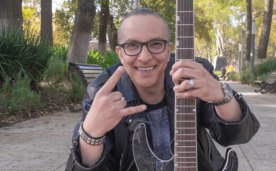 Mauricio Hernández, pura cultura rock