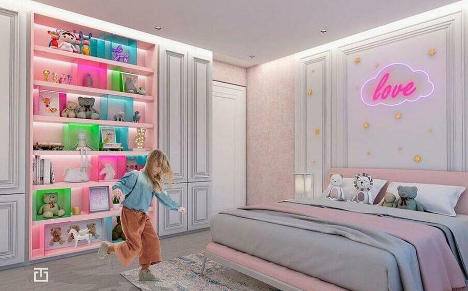Tendo Arquitectura Interior ha diseñado habitaciones para niños en Monterrey