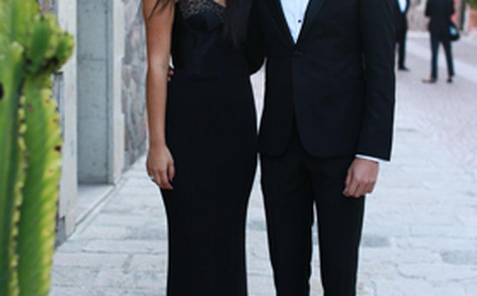 Ana Paula Leaño y Diego Valencia