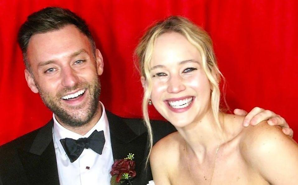 Jennifer Lawrence: ¿Quién es su esposo, Cooke Maroney? (Foto: Instagram)