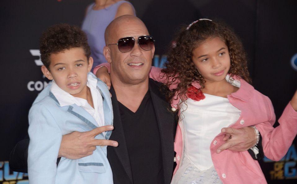 Vin Diesel: Quiénes son sus hijos. Fotos (Foto: Getty Images)